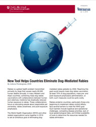 New Tool Helps Countries Eliminate Dog-Mediated Rabies