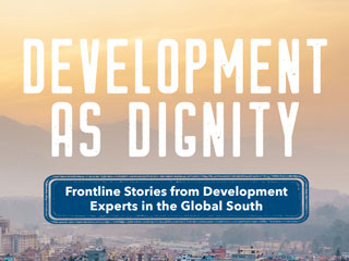 Development as Dignity Cover